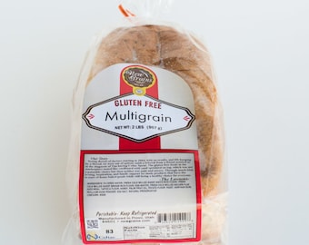 Gluten Free Multi-Grain Bread