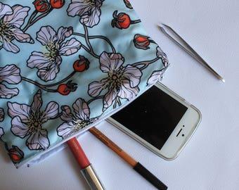 elegant floral bag
