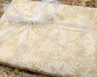 Gift wrap packaging for our cutting boards eco friendly wrapping paper
