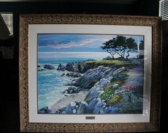 Monterey Bay by Howard Behrens