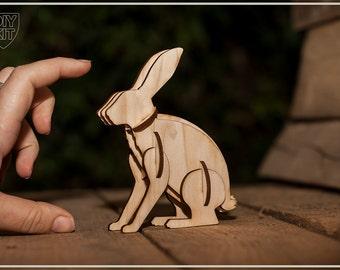 Handmade diy kit kids etsy diy bunny easter solutioingenieria Images
