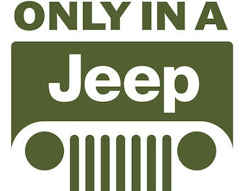 Jeep logo ai, svg, eps, png, jpg, pdf, dxf, vector files, instant download, vectorized, cricut