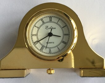 Vintage ornamental clock