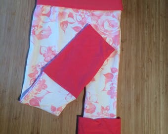 Pink evolutive pants pink
