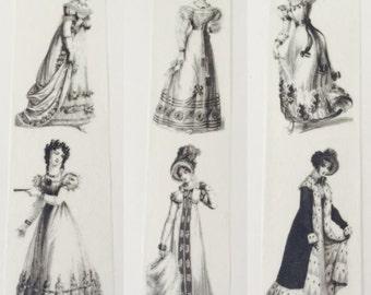 Jane Austen Regency Washi Tape