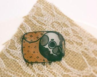 PUGBURRITO pin