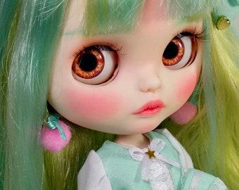 Neo Blythe Custom #32 FULL SET Ooak Blythe Doll June 2018