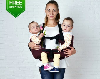 Twin Baby Carrier, Baby Twins, Baby Carrier, Twins Carrier, Baby Carrier Twins, Baby Carrier For Twins, Twin Carrier