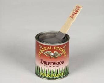 Driftwood Milk Paint from General Finishes