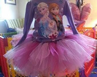 Princess Tutu Skirt 3-layer