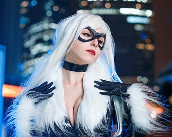 Black Cat  - cosplay print
