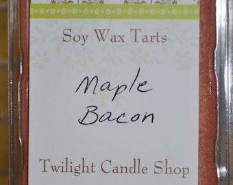 SUPER SALE:  Soy wax melting tarts in clamshell case