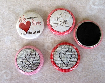 4 True Love Magnets