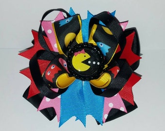 Mrs. Pacman Hairbow