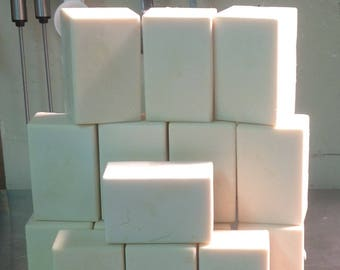 Gift For Her Gift for Mom Christmas Gift Goat Milk Soap Natural Handmade Soap Baby Mild Soap Sensitive Skin Soap, No Scent Soap