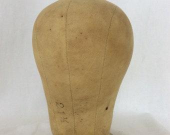 vintage canvas headblock