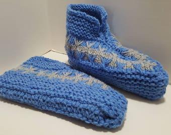 Adult Slip-on Slipper Socks