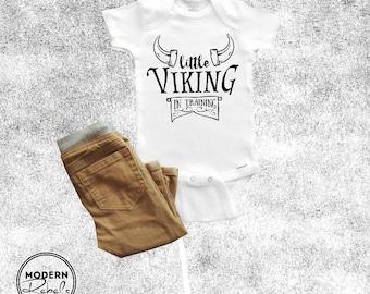 Viking onesie®, Baby Onesie® Little Viking In Training Denmark Norway Sweden Baby Shower Gift Baby girl, Baby boy, Toddler Shirt Newborn