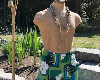 Tiki, Boxers, Hawaiian, Tropical, Boxer Shorts
