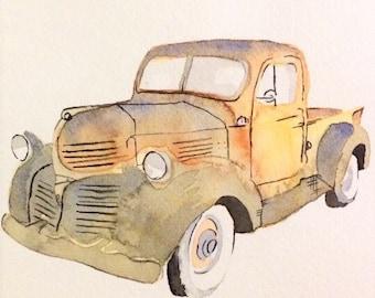 Old Truck original