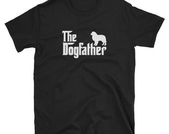 Great Pyrenees Shirt Gift Dogfather Tee