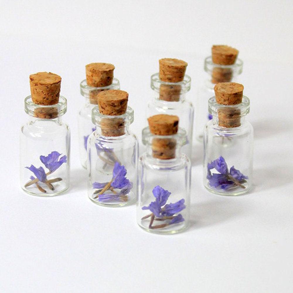 Purple Wedding Favors Mini Flower Gifts Bridal Shower Favors