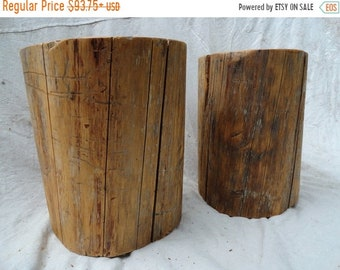 Limited Time Sale 10% OFF Authentic Stump Table