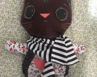 Ziggy the Cat - Stuffed Toy
