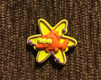 Blinky  hat pin