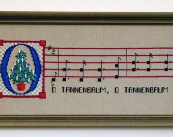 German Christmas Carol-O Tannenbaum