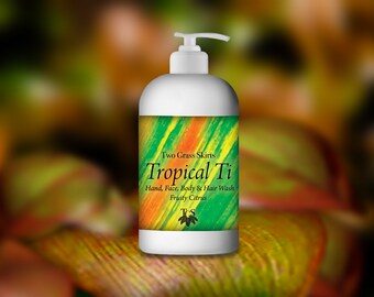 Tropical Ti - Liquid Soap