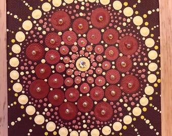Mandala  Art - Original Painting - ID#885