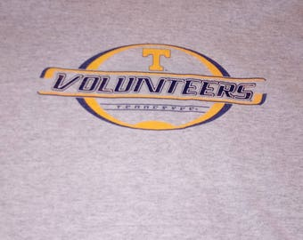 TENNESSEE VOLUNTEERS JERSEY Large T-Shirt