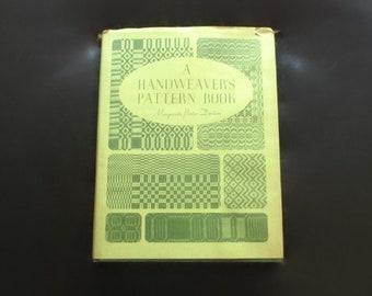 Marguerite Porter Davison's A Handweaver's Pattern Book