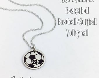 Sports Jewelry, Softball, Baseball, Basketball, Soccer, Volleyball, Team Sports, Stainless Steel Jewelry, Varsity, Team, Sports, Ball