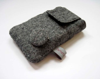 "Case for iPhone */iPod Touch */Smartphone ""Tweed"""