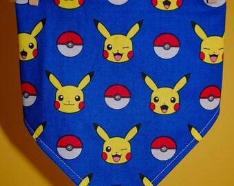 Pikachu baby bandanna