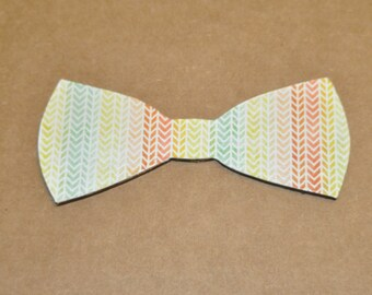 Wooden Bow Tie DIY Laser cut Cutout MDF Wood For the DIY Bowties for Crafters Made by Liahona Laser on Etsy