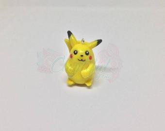 Pikachu Charm, Chubby Pikachu Charm