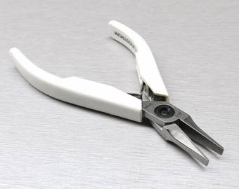 LINDSTROM 7490 Pliers Supreme Line Flat Nose Pliers Jewelry Making A1 Precision (3E)