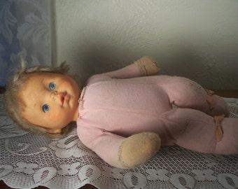 Vintage Doll By Mattel