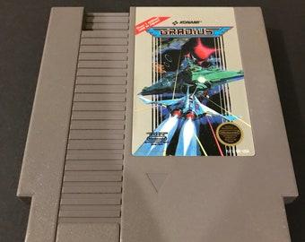 Nintendo NES Gradius Free Shipping!