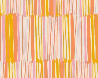 Morning Walk - Vitrine Watermarks Zest - Leah Duncan - Art Gallery Fabrics (MWK-2118)