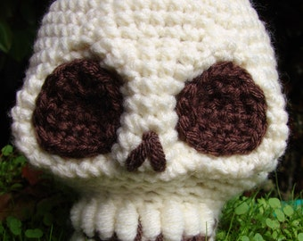 Sweet Little Skull Pattern PDF