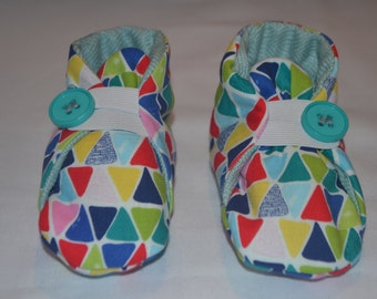 Baby Booties: 6-12 months