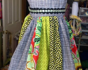 Frozen the movie, Inspired Girls Summer Dress, Birthday Dress, Tea Party Dress