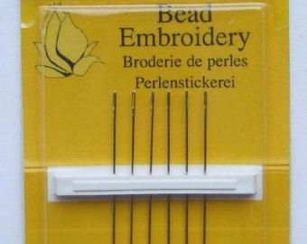 Beading Embroidery Needles Size 10