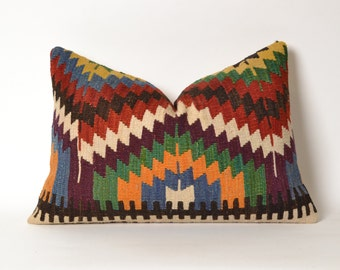 kilim pillow, kilim, pillow, turkish pillow, decorative pillow, turkish kilim, vintage pillow, kilim cushion, turkish kilim pillow cover
