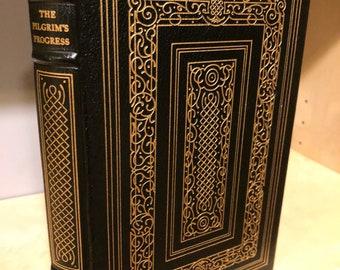 Easton Press Pilgrim's Progress by John Bunyan 100 Greatest