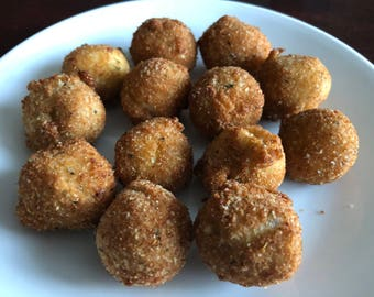 Fried Goat Cheese Balls Recipe Pdf